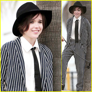Ellen Page Wants to Make History With You