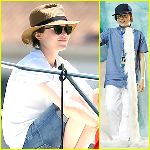 Ellen Page Stays Mum On Dating Life - Watch Now!
