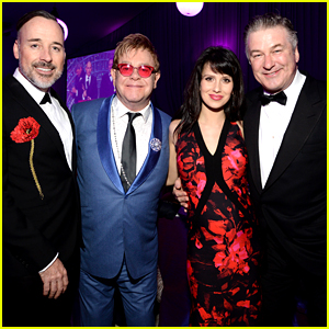 Elton John Hosts Tons of Celebs at His Annual Oscars Party