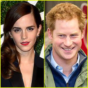Emma Watson & Prince Harry Dating Rumors Are Swirling