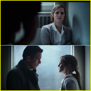 Emma Watson is Scared for Her Life in the New Trailer for 'Regression' - Watch Now!