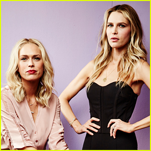 Erin & Sara Foster Debut 'Barely Famous' Trailer!