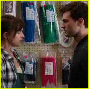 'Fifty Shades of Grey' Movie - Watch First Full Scene! (Video)