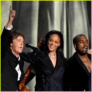 Rihanna's 'FourFiveSeconds' Nearly Breaks Into Billboard's Top 5 After Grammys 2015