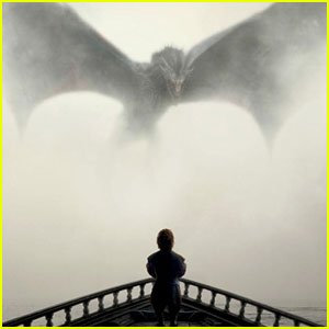 'Game of Thrones' New Poster Features Tyrion Lannister Vs a Dragon