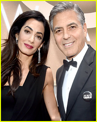 George & Amal Clooney Installed a Panic Room in Their Home?