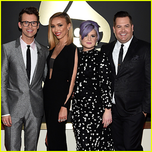 Giuliana Rancic & Kelly Osbourne Kick Off Grammys 2015 Red Carpet!