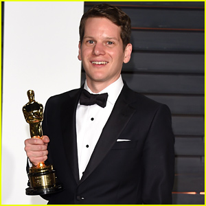 Oscar Winner Graham Moore: 'I'm Not Gay'