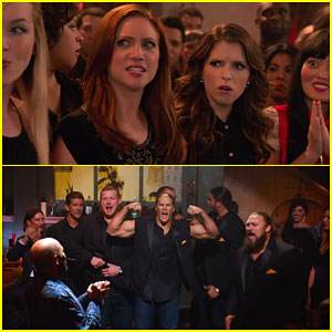 'Pitch Perfect 2' Super Bowl Commercial 2015 is Aca-Perfect - Watch Here!