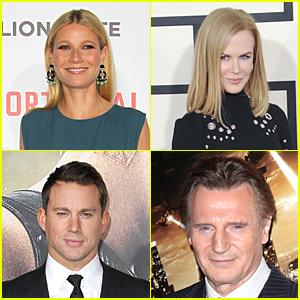 Gwyneth Paltrow, Nicole Kidman, & More A-Listers Added As Oscars Presenters