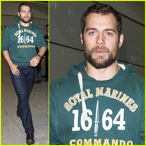 Henry Cavill Steps Out After Reported Split From Marisa Gonzalo