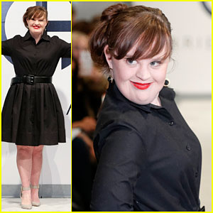Jamie Brewer Makes Fashion Week History By Being the First Person with Down Syndrome to Walk the Runway