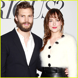 Jamie Dornan & Dakota Johnson Debut New 'Fifty Shades of Grey' Clip - Watch Now!