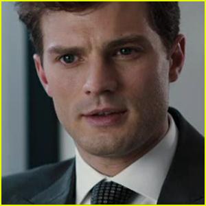 'Fifty Shades of Grey' Movie Clip: Jamie Dornan Makes Dakota Johnson an Offer - Watch Now!