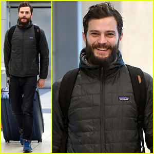 Jamie Dornan Admits He Has 'Massive Hang-Ups' About His Physical Appearance