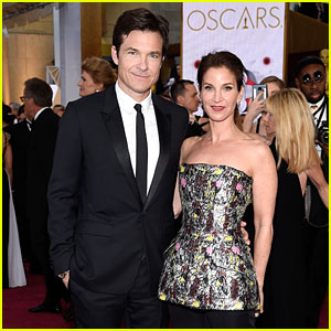 Jason Bateman Brings Wife Amanda Anka to Oscars 2015