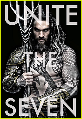 Jason Momoa Becomes Aquaman in This First Look Photo!
