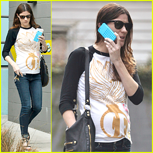 Jennifer Carpenter & Seth Avett Are Expecting First Child - See Her Bump!