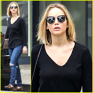 Jennifer Lawrence & Chris Martin Attended Harry Styles' Birthday Party