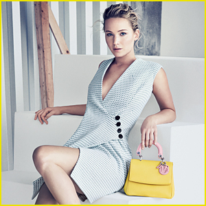 Jennifer Lawrence Wants You to 'Be Dior' in New Campaign!