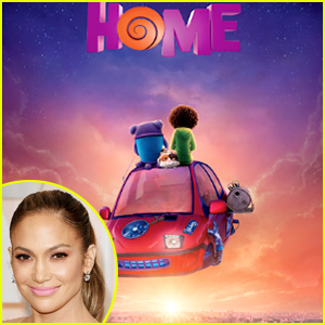 Jennifer Lopez's 'Feel the Light' From 'Home' - Listen Now!