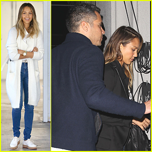 Jessica Alba's Husband Cash Warren Gives Paparazzi Advice on Getting Her to Talk