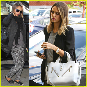 Jessica Alba Promises to Be Real Honest For 'Self' Column