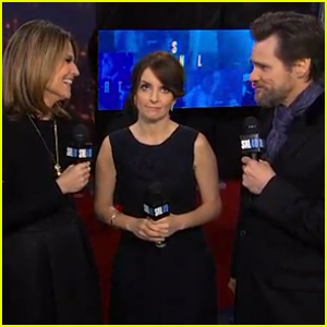 Jim Carrey Makes Things Awkward at 'SNL 40' By Bringing Up Brian Williams - Watch Now!
