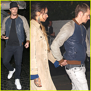 Joel Kinnaman Moves On From Olivia Munn, Holds Hands With Cleo Wattenstrom
