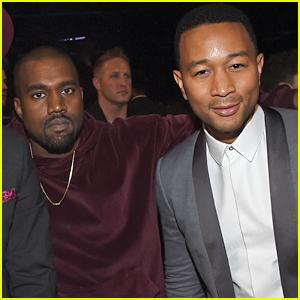 John Legend Speaks Out on Kanye West's Beck Interruption
