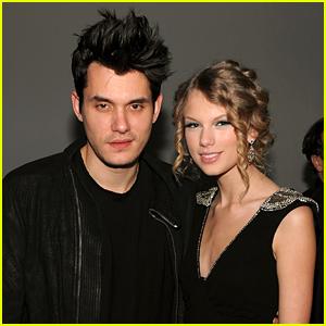 John Mayer Makes a Funny Taylor Swift Grammys Joke (Video)