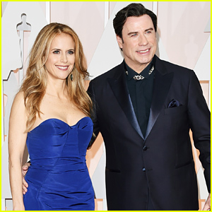 John Travolta Returns for Oscars 2015 After Last Year's 'Adele Dazeem' Mishap