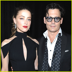 Johnny Depp & Amber Heard Get Married On His Private Island!