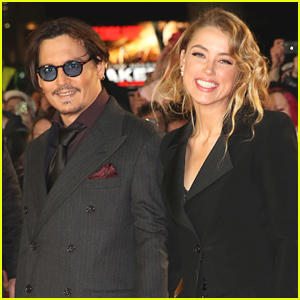 Johnny Depp & Amber Heard Are Married, Wed in Private Ceremony!