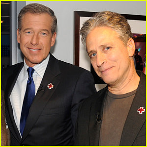 Jon Stewart Rips Into Brian Williams for False Iraq Story - Watch Now