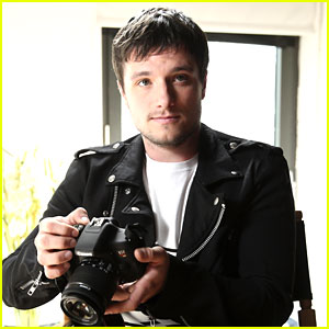 Josh Hutcherson Teams Up With Ron Howard For Canon's Project Imagination: The Trailer
