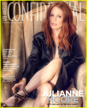 Julianne Moore Is Thrilled To Possibly Win Best Actress Oscar