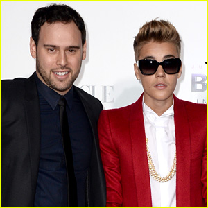 Justin Bieber Won't Be Defined by Mistakes, Says Scooter Braun