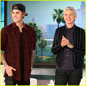Justin Bieber on 'Ellen' - Watch Another Surprise Appearance!