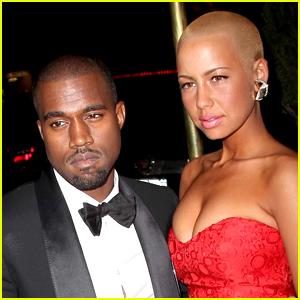 Kanye West Disses Amber Rose After Her Kardashian Feud