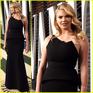 Kate Upton Returns to Vanity Fair Oscar Party After Two Year Absence