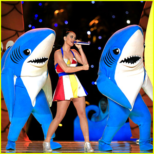 Katy Perry's Super Bowl 2015 Halftime Show Choreographer Weighs In on Left Shark vs. Right Shark