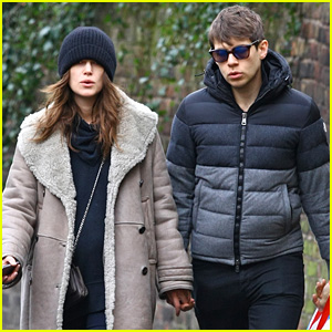 Keira Knightley & James Righton Get Back to Post-Oscars Life