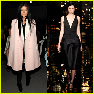 Kendall & Kylie Jenner Continue Their NYFW Appearances!