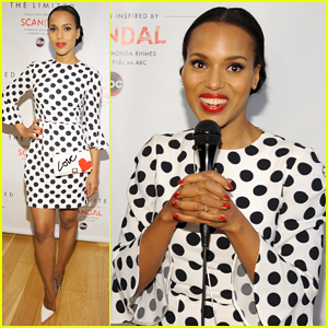 Kerry Washington Hosts The Limited 'Scandal' Collection Spring Shopping Event!