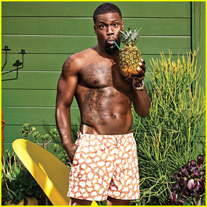 Kevin Hart Displays His Rock Hard Abs for 'Men's Health'