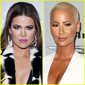Khloe Kardashian & Amber Rose Engage in Major Twitter Feud