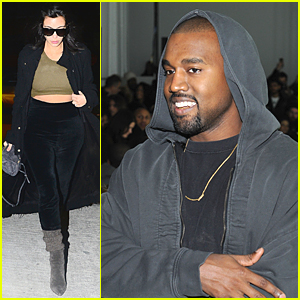 Kim Kardashian Leaves Kanye West in New York City During Fashion Week