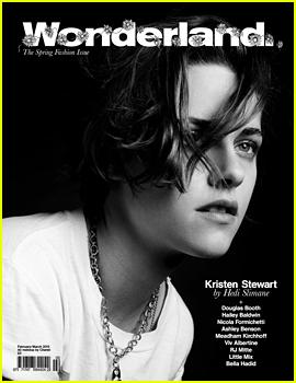 Kristen Stewart Shares Her Inspirational Views on Feminism