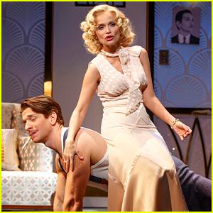 Kristin Chenoweth's Return to Broadway Is Here - New Photos!